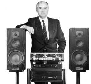 Gorbatschow 1989